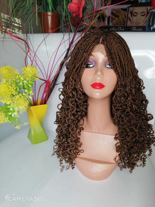 Kinky Curls hair unit