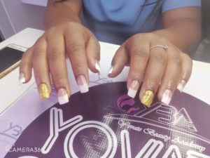 clear nails 4